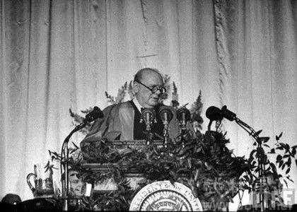 史料| 1946年丘吉尔的铁幕演说