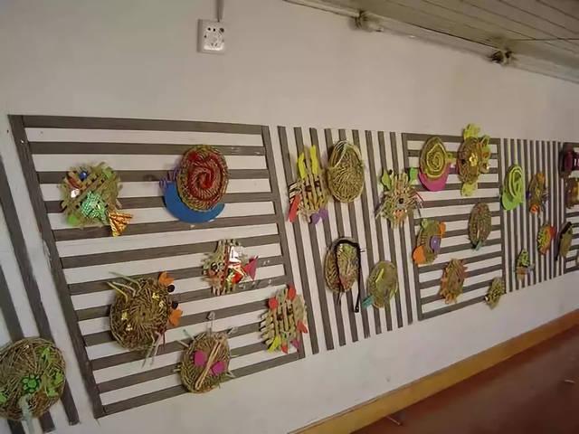 幼儿园走廊这样子做环创设计,孩子能不喜欢?