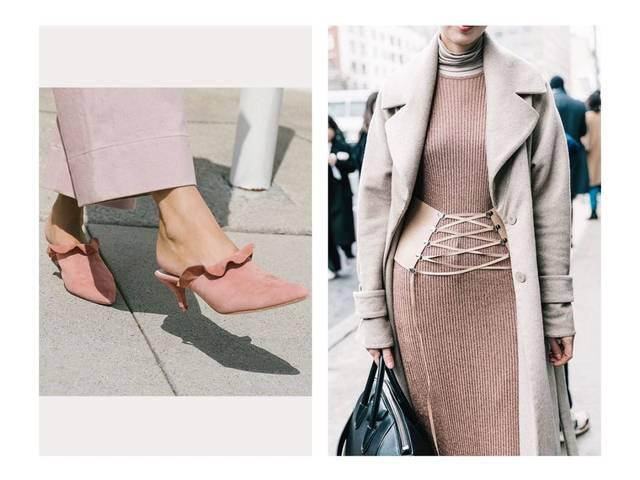 撸妈色_撸一下莫兰迪色里被时装精点名最多的几个色系,哪种适合total look哪