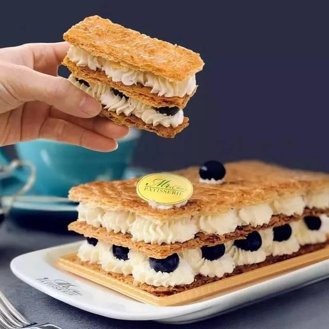 图片来源:蔡嘉法式甜品官微 蔡嘉的甜品专注手工制作,以招牌甜品