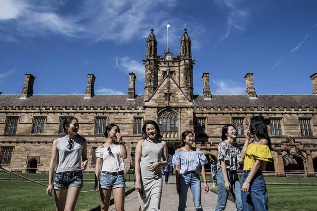 悉尼大學英語學習微留學v考點考點全球中學生背景中考2014提升公益英語初中圖片