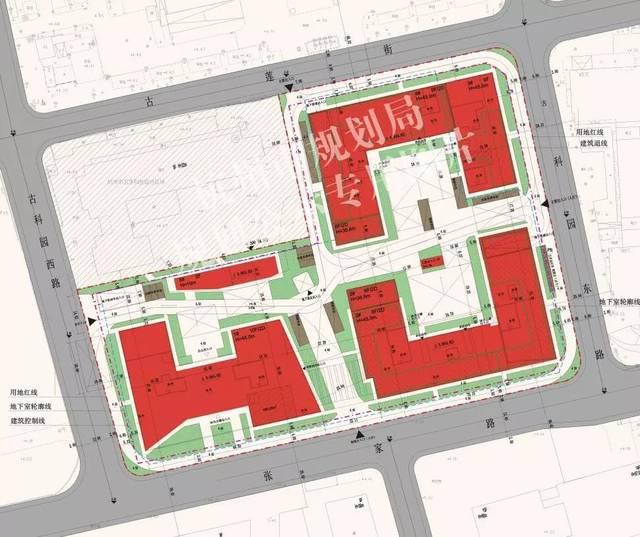 【一周規劃】中交臨平新城住宅項目公示,規劃19幢住宅圖片