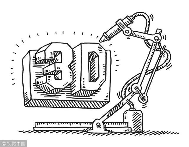 3d打印简单设计图纸