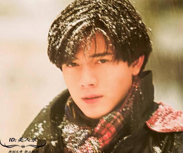 郭富城年轻照片