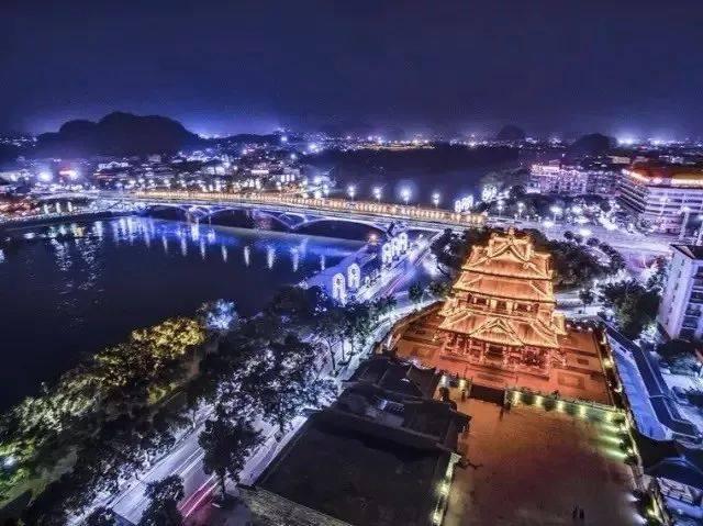 桂林会计?z+?_走进新时代,发现新广西!35分钟航拍大片看桂林这些年来奋力前行的足音