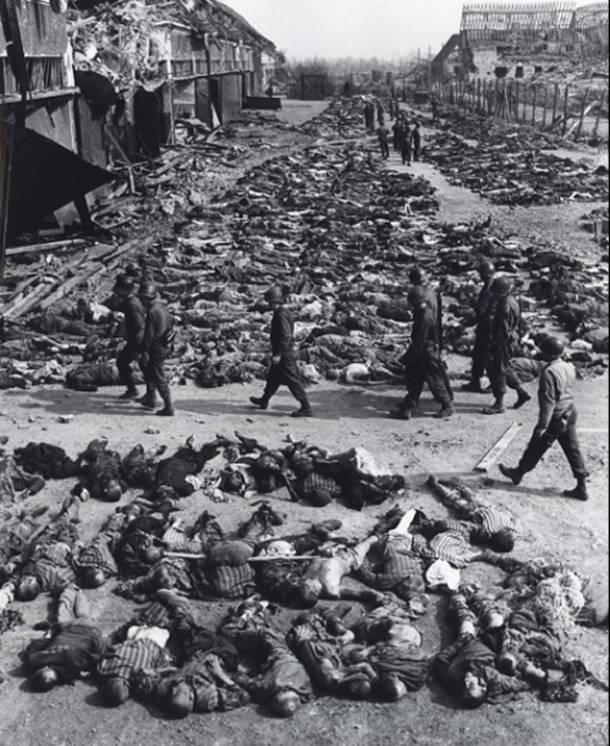 美国摄影师镜头下的欧洲战场 揭开战争的残酷一面