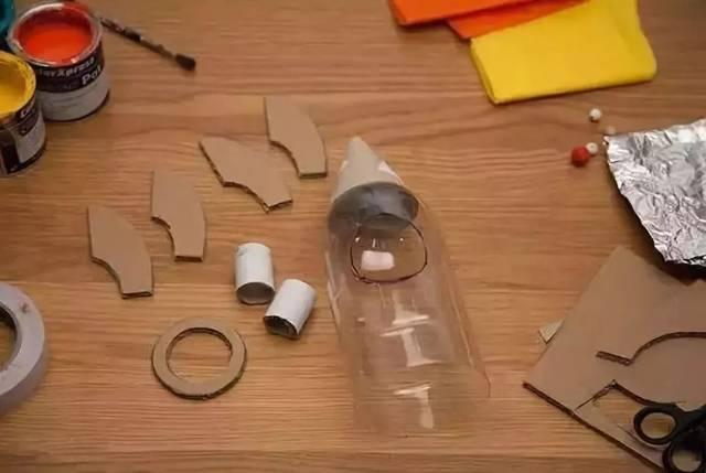 【小天使亲子团】亲子手工丨矿泉水瓶创意手工制作大全,趣味变废为宝