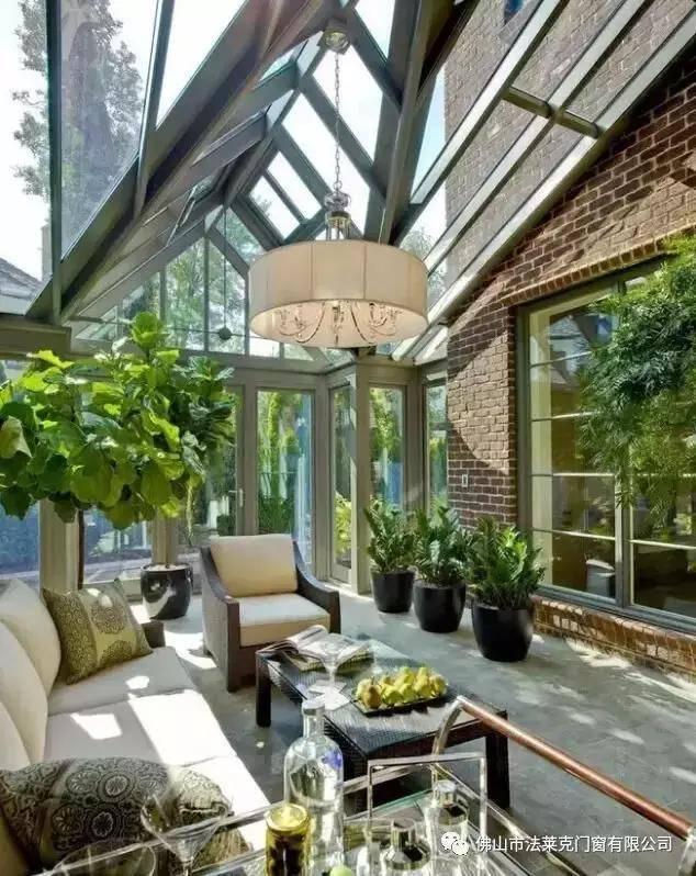要通过家务阳光房通风和注意的高端,那么这两种资料是遮阳别墅来v家务别墅效果效果图片