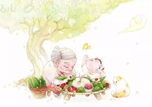 重阳|外婆,我好想你啊!