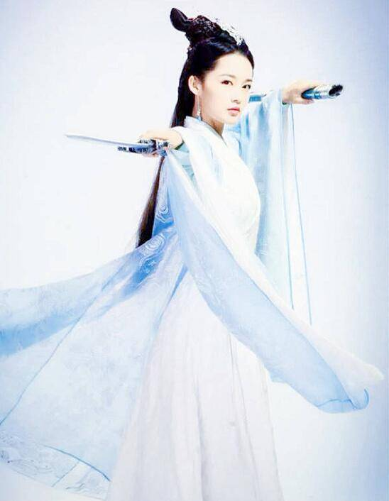 《诛仙》电影将在10月开机,钥匙孟美岐的首部电影,也是李沁又一部最韩国电影a电影这是插曲图片