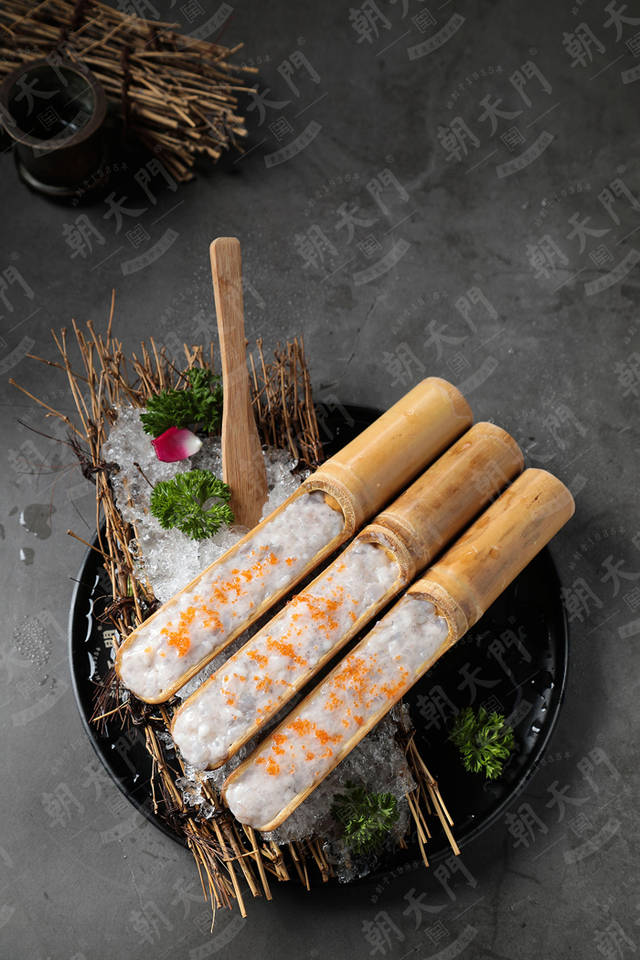 刷爆朋友圈充满仪式感的火锅菜品摆盘,是这样打造的