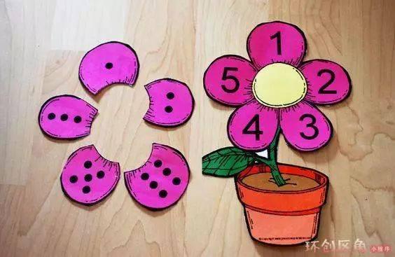 好数学,玩出来!大中小班数学区活动大全来啦