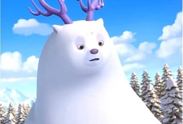 熊出没中萌到炸裂的五个角色,团子上榜,幼年虎妞实在太可爱了