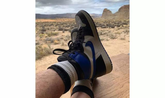 bcb7dede3a414e088bbe5367f9522482 - fragment design x Air Jordan I 原來還有這個配色!