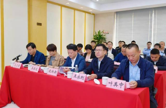 苏州高新区环保局局长钦纳新,环境监察大队大队长张胜武,区环保局生态