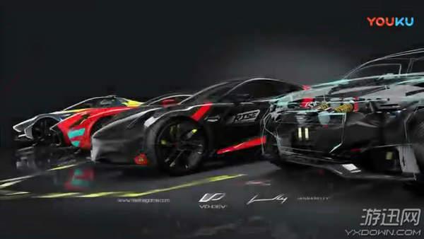 《崛起:未来竞速》是一款让玩家不能自拔的梦幻赛车游戏,玩家们可以
