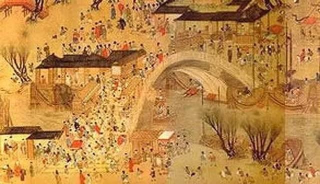 书画-中国十大传世名画《清明上河图》究竟有几个版本图片