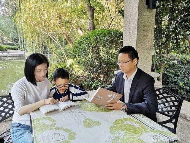 【一附教育集团·通师一附】通师一附四年级书香家庭评比侧记图片