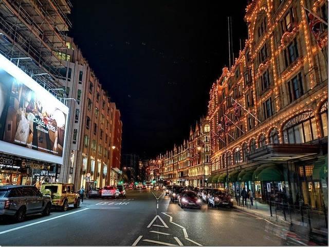 华为mate 20 pro伦敦敦街头实拍,16mm~135mm焦段超好用图片