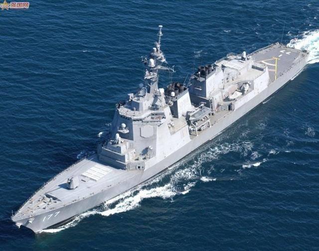 大胆级驱逐舰_世界10大现役驱逐舰排名