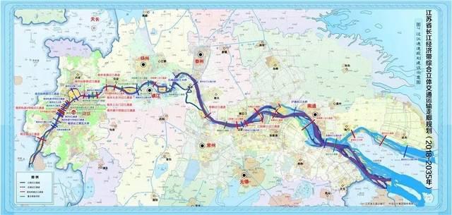 南京2035规划图高清