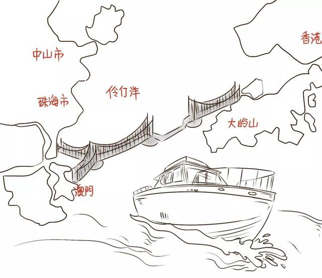 130万吨 华润质造撑起港珠澳大桥