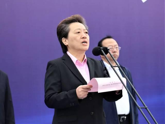 南通市委常委,常务副市长单晓鸣主持开工仪式