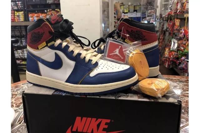 2f471a5a7b174229a583eb914f341972 - 新貨鞋報丨Union LA x Air Jordan 1 全新聯名設計更多