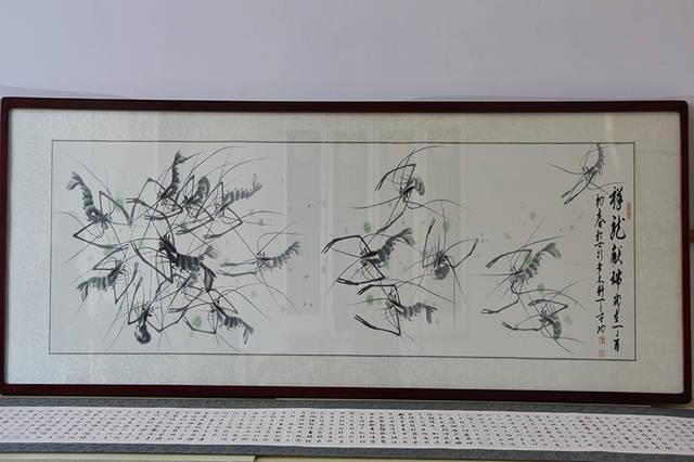 《中国书画报》,《中国书法报》,《迎新春书画电视展播作品集》图片