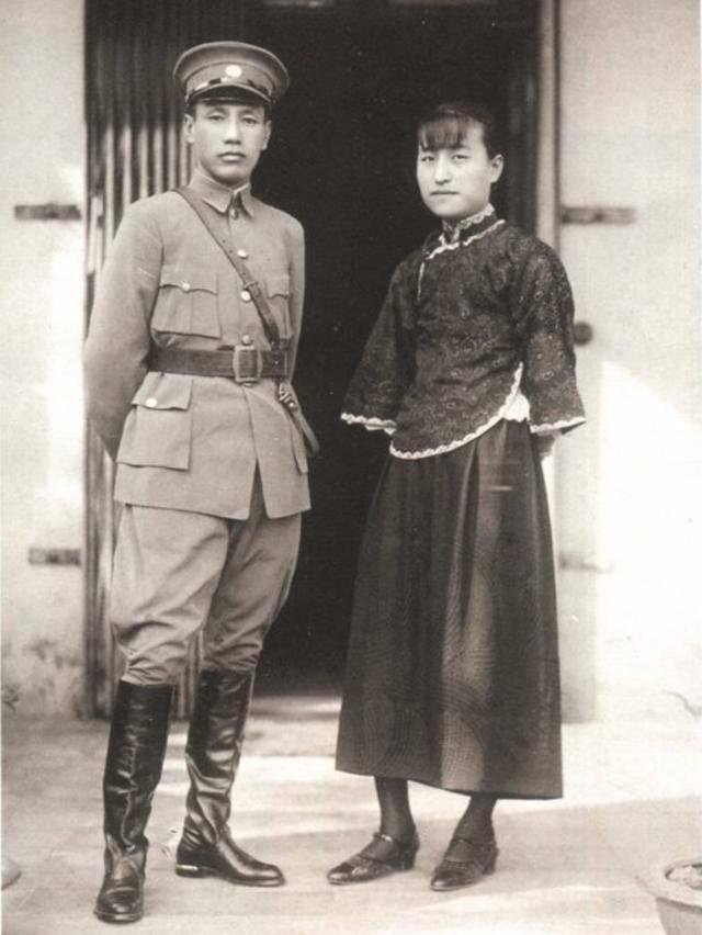 大人物的爱情:蒋介石心中永远的白月光,是他的第三任妻子陈洁如