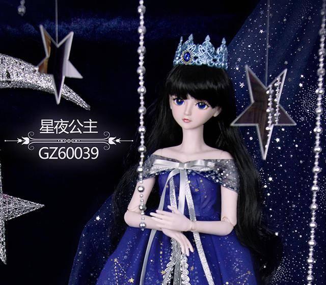 当叶罗丽仙子变成布娃娃,灵公主神还原,冰公主反而颜值下降了图片