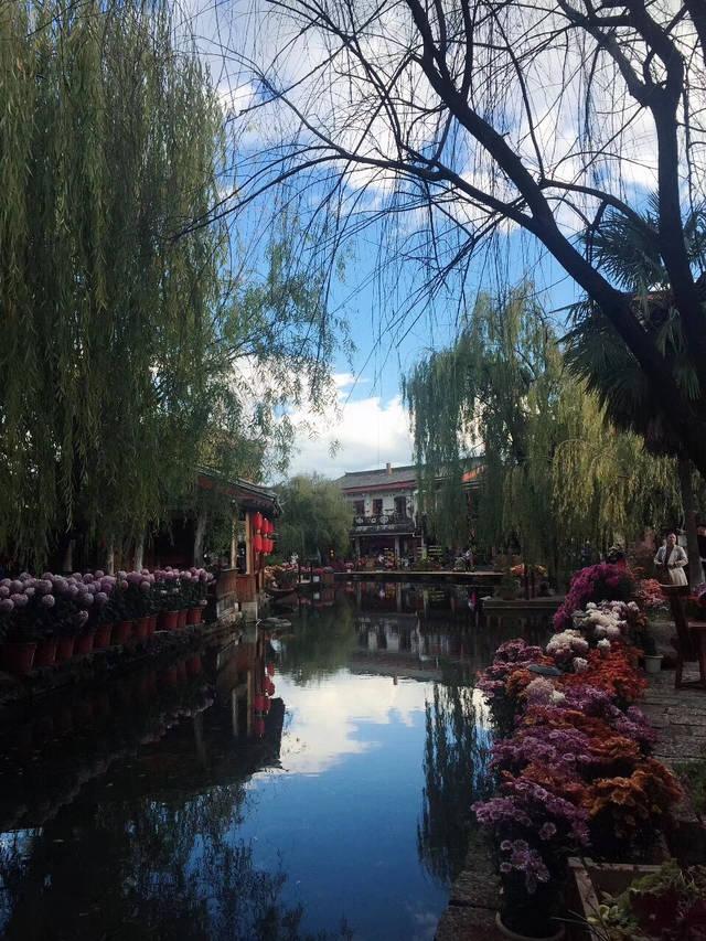 西安v自驾自驾之束河攻略玩?丽江到天津古镇攻略图片