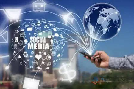 关于全媒体与融媒体图片