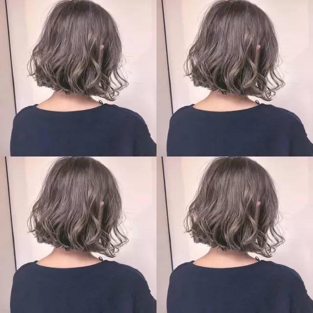 现在的短发都怎么烫 2019最新短发发型烫发图片 goe造型
