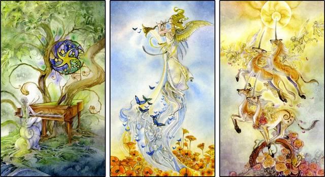 爱情塔罗丨十二星座一周运势香草(11.05-11.11)七月二十四日的狮子座男图片