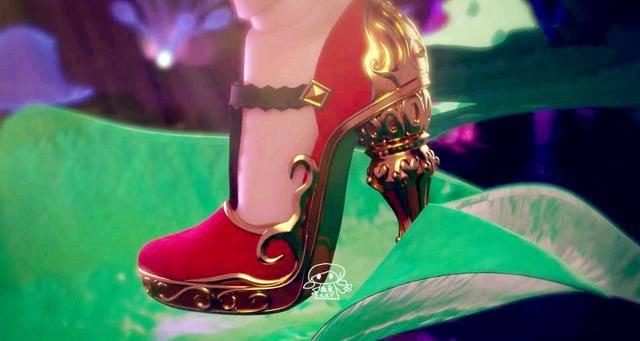 精灵梦叶罗丽中七位女主的鞋,每一双都很有特点,你能猜对几个?图片