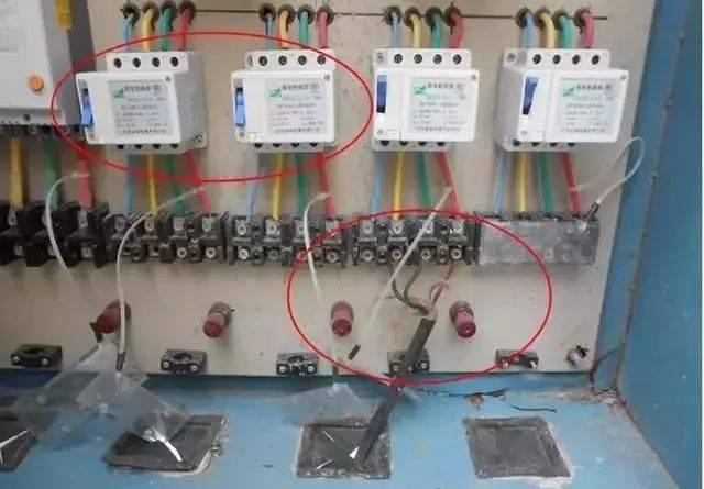 配支架未设置线箱;采用非标配电箱禧瑞墅叠拼装修六合无绝对图片