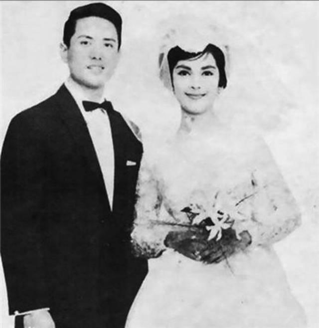 高远和陈思思结婚照图片