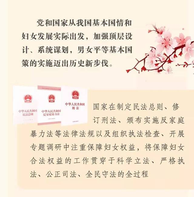 【妇女十二大】图解中国妇女十二大报告,一起学起来