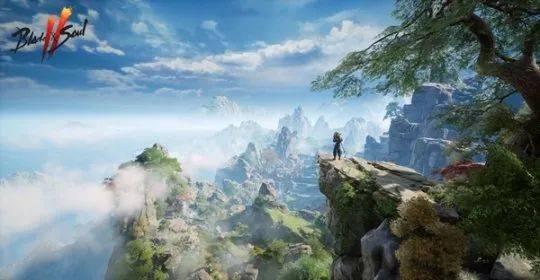 《剑灵2》终于来了这一次怎么变成了手游?