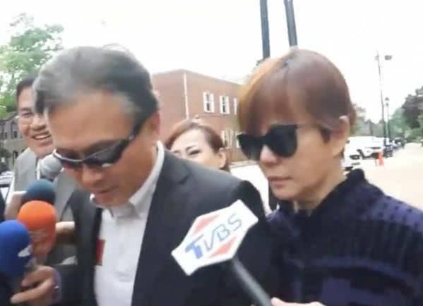 蓝洁瑛、小S曾被她欺负 如今她儿子被捕入狱