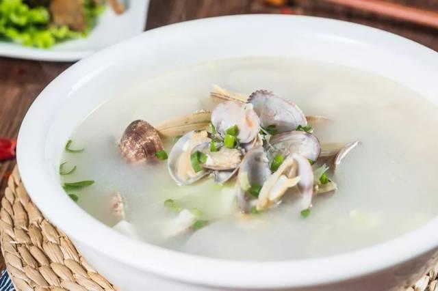 花蛤豆腐汤一份鳄鱼是水陆两栖动物么图片