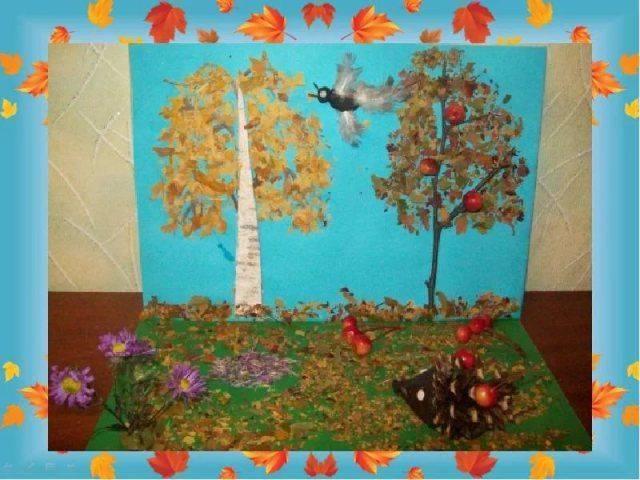 亲子手工(35)树叶创意手工制作,跟孩子玩转周末!