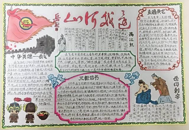 六年5班 汪诗晴 手抄报 2 3 4 5 6 7 8 9 10 11 12 读名人传记,可以图片