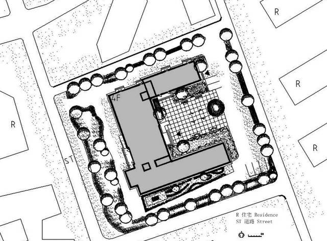中国:某民办商业型介助养老院环境设计案例分析图片