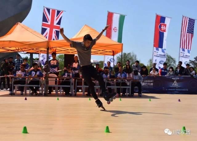 二蒙军团征战全国——sso上海国际自由式轮滑公开赛