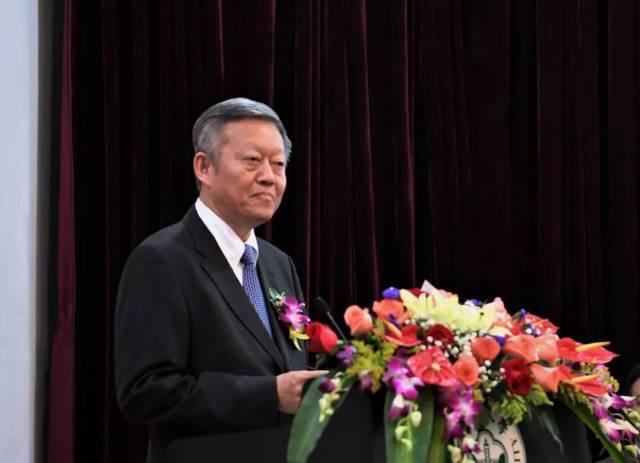 中山大学党委书记陈春声教授致辞