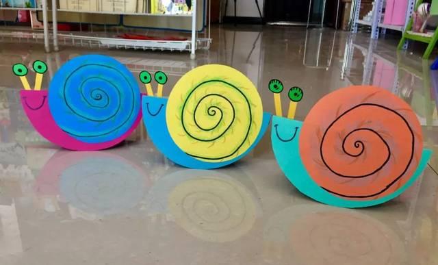 今天小莉老师推出来10款蜗牛制作方法,带着这些疑问,引导孩子们做出蜗