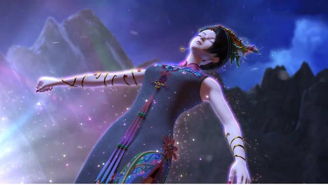 叶罗丽:网友哭了,辛灵仙子全身破裂而死,她留下了最后图片