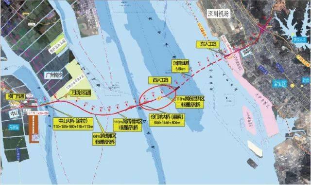中江县最新交通规划图